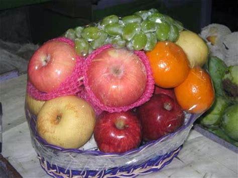 Keranjang Parcel Kecil parcel buah kecil toko buah bandung
