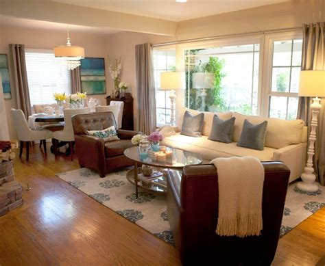 Living Room And Dining Room Combined Sunroom Design Ideas For Optimal Functionality And Elegance Large And Beautiful Photos Photo
