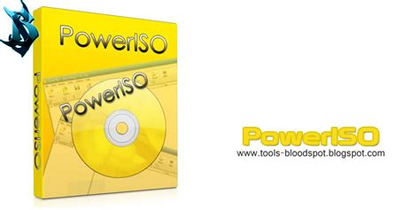 power iso 5 full version free download blood spot tools burning tools