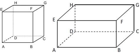 pengertian kubus  balok unsur unsur jaring jaring