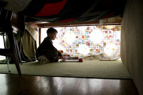 how to make a fort in your room things to do with your family during earth hour