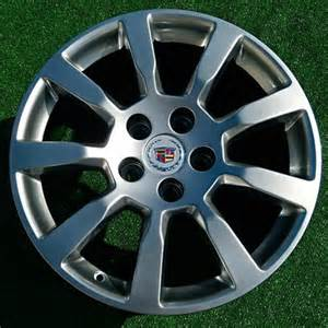 Cadillac Cts Factory Wheels Oem Wheels Direct Cadillac Cts Painted P75 18 Inch Wheel