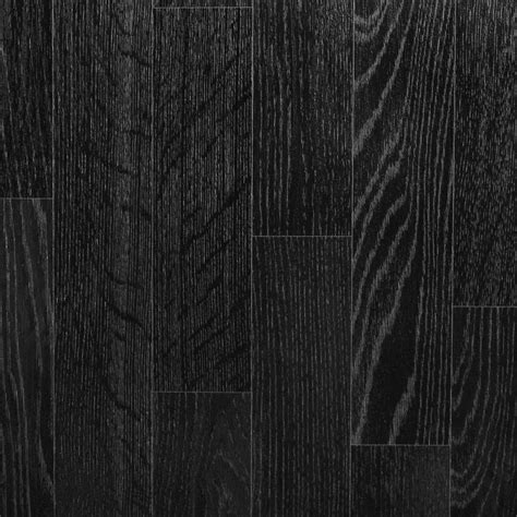 Black silver wood effect vinyl flooring