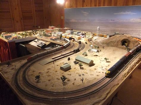 train layout ground cover desert ground cover model railroader magazine model
