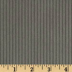 Upholstery Fabric Corduroy 6 Wale Corduroy Grey Discount Designer Fabric Fabric Com