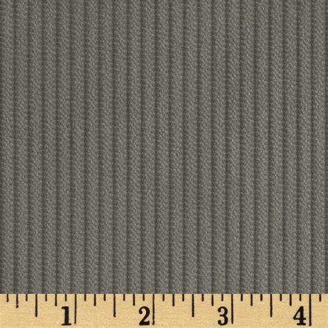 Grey Corduroy Corduroy Fabric By The Yard Home Dec Corduroy Fabric
