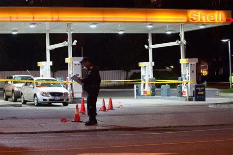 gas station attendant dies after apparent gas and dash suspect named toronto