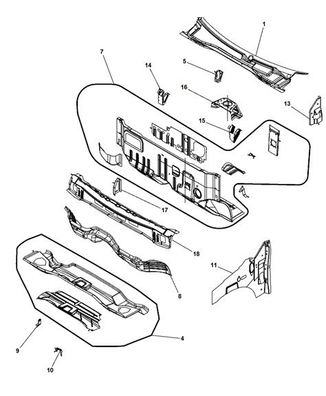 chrysler town and country parts diagram chrysler town and country parts diagram front seat