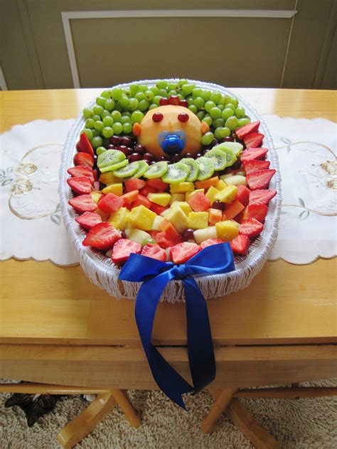 Fruit Tray For Baby Shower fruit tray i made for bailey s baby shower baby shower