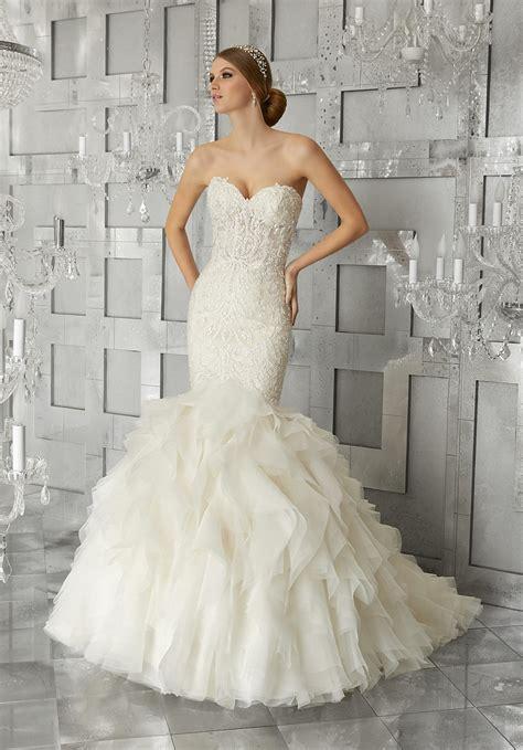 Wedding Dresses Mori by Mori 8177 Muse Wedding Dress Madamebridal