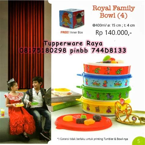 Tupperware Royal Family tupperware raya katalog tupperware promo januari 2014