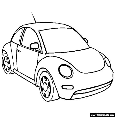 cars online coloring pages page 1