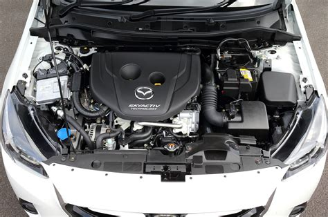 2016 Mazda2 Japanese Spec Engine Photo 9