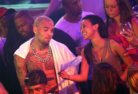 chris brown has zero tolerance for tmz calling him a chris brown and karrueche tran living together again