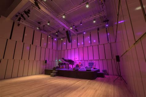 The Sound Room by Adlib Installed Coda Sound System To Liverpool