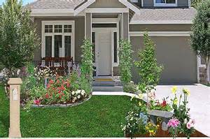 Backyard Plants Ideas Landscaping Ideas On A Budget F Diy Front Yard For Amys Office