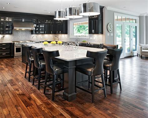 houzz kitchen islands with seating island seating ideas pictures remodel and decor