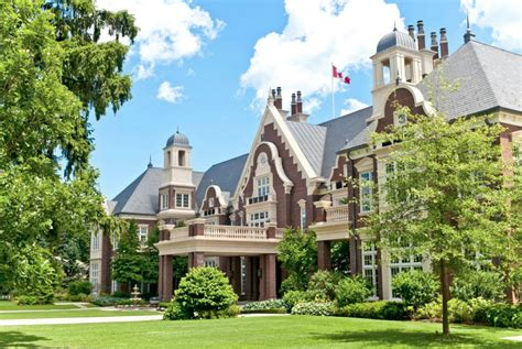 House Plans For Florida A Look At Chelster Hall One Of Canada S Largest Homes