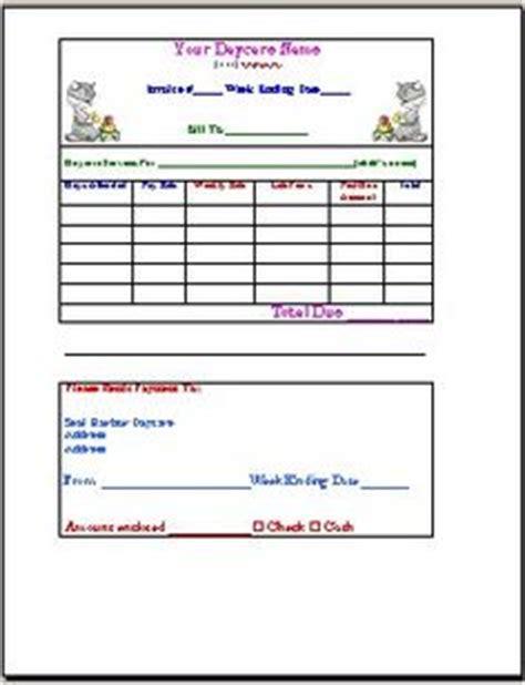 childminding policies templates childminder invoice template invoice template 2017