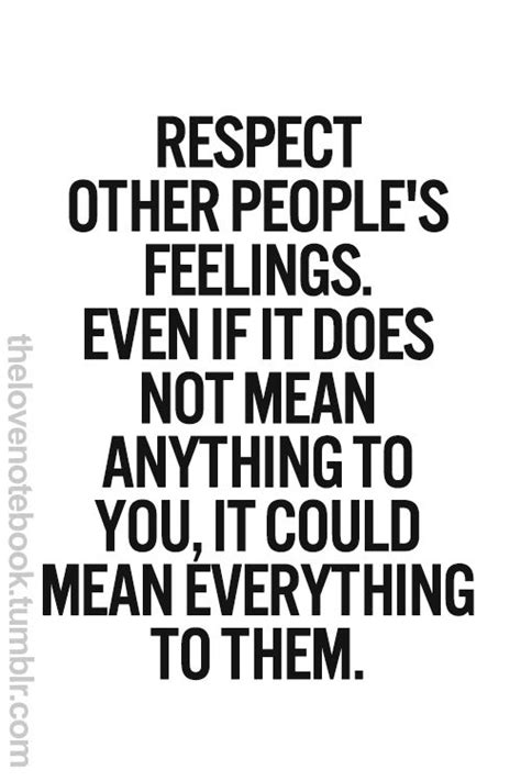 Respect Quotes Respect Quotes