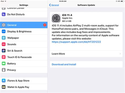 ios 11 4 update released now for iphone and