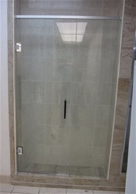 Shower Door Header Frameless Shower Door With In Line Panel Artistcraft