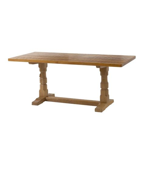 Shop Dining Tables Solid Oak Refectory Dining Table Ta040 Shop