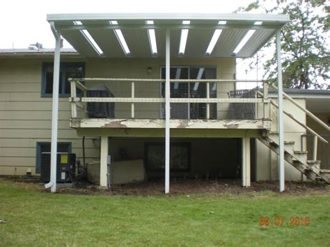 Aluminum Awning Patio Cover by Aluminum Patio Covers Awnings 509 535 1566