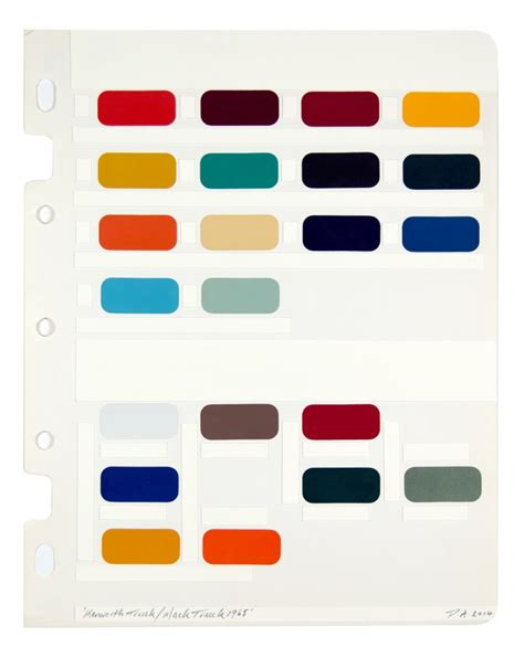 axalta color chart the knownledge