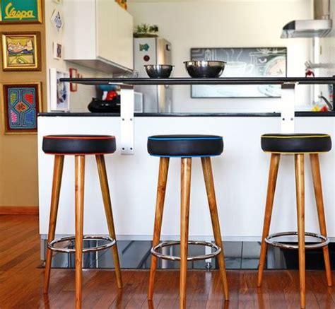 banquetas modernas banquetas para cozinha americana e bar 60 modelos