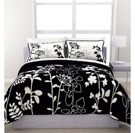 Black And White Bedding by 7 Bedding Set Modern Black White Floral Bedroom