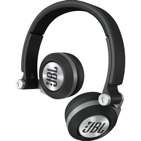 Headset Jbl Synchros E30 Jbl Synchros E30 On Ear Headphones Black E30blk B H Photo