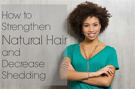 Shoo To Stop Hair Shedding by How To Strengthen Hair And Decrease Shedding The