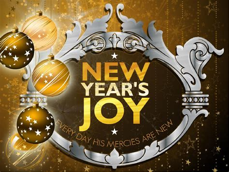 New Year S Joy Powerpoint Sermon Church New Year New Year Sermon Ppt