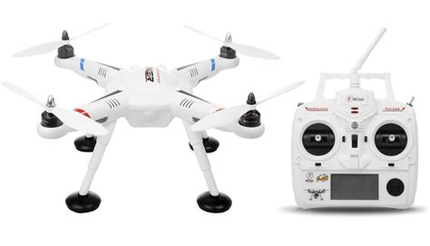 Drone V303 drones gt drones loisir gt wltoys v303 seeker gps avec support gopro 233 ra non incluse
