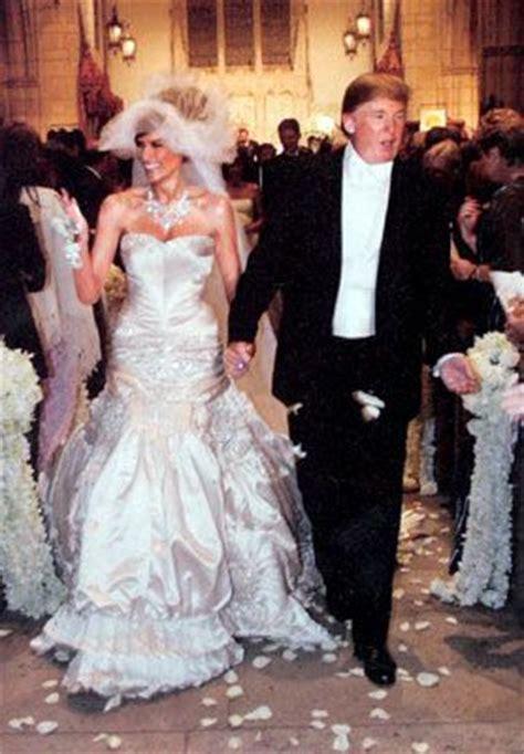 donald trump melania wedding same wedding gown donald trump s wife wore this love
