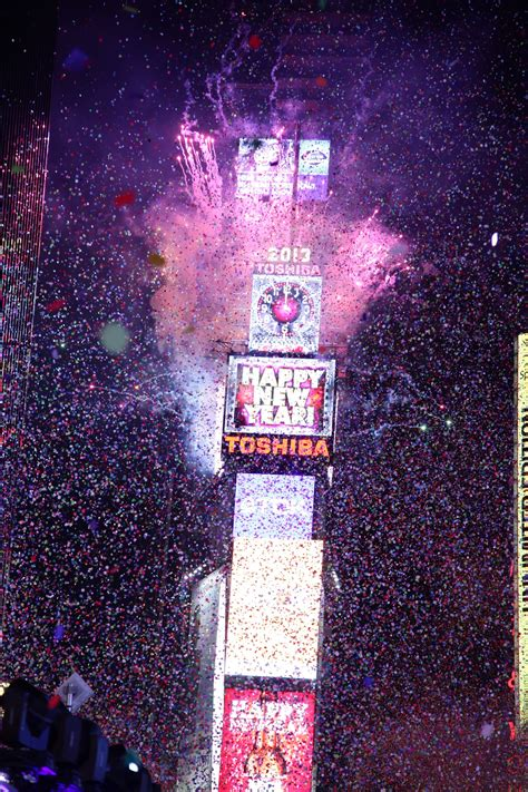 new years drop times square new york city new year 2013 drop in times square 5