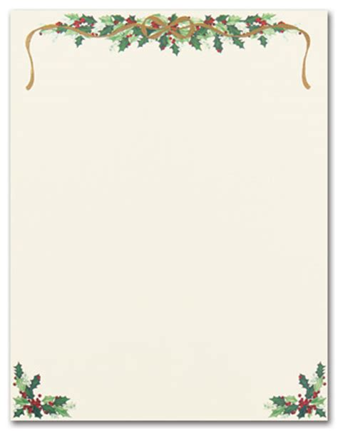 Can I Still Use A Borders Gift Card - christmas border stationery christmas fun zone