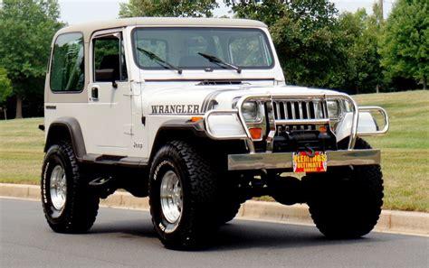 Jeep Wrangler Yj For Sale 1990 Jeep Wrangler Yj For Sale