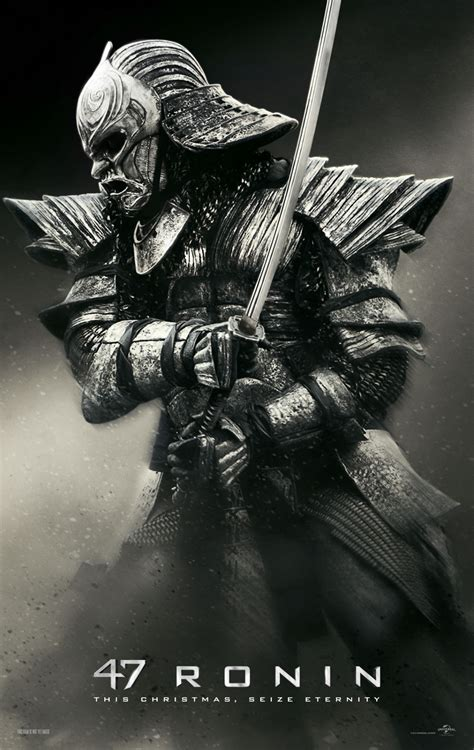 47 Ronin 2013 Full Movie 47 Ronin 2013 4 Character Posters To Carl Rinsch Keanu Reeves Film Filmbook