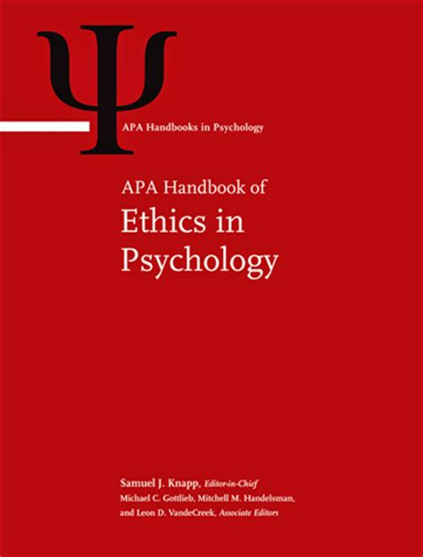 on ethics politics and psychology in the twenty century reading augustine books apa handbook of ethics in psychology information for