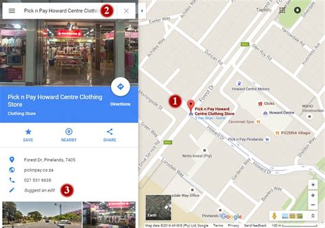 new google maps 2016 correcting map data placemarks google earth blog