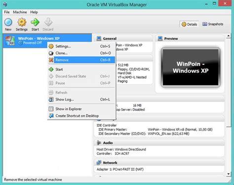cara membuat xp auto start di windows cara instal windows xp di virtualbox beserta gambar winpoin