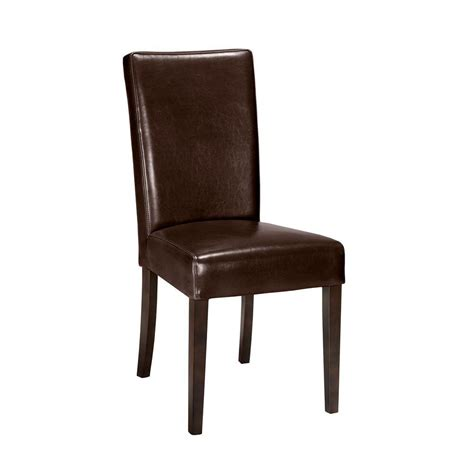 home decorators dining chairs home decorators collection carmel brown dining chair