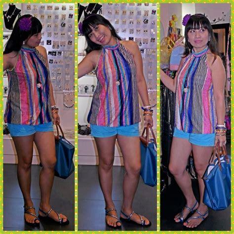 H Dres Bangkok top bangkok dress h m accessories aldo and forever 21 sandal vincci bag longch fashes