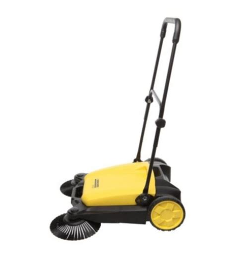 karcher s650 professional outdoor push sweeper mower