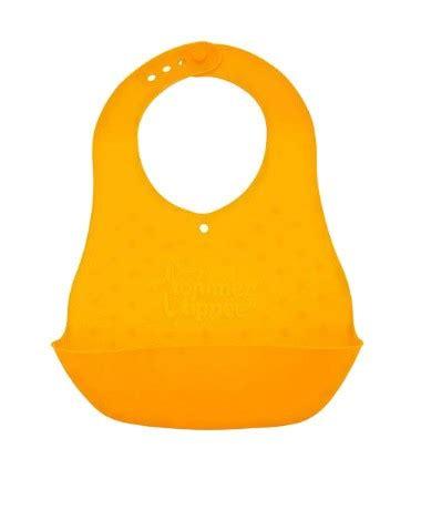 Tommee Tippee Roll N Go Bib Orange toddlers n babies tommee tippee explora roll n go bib