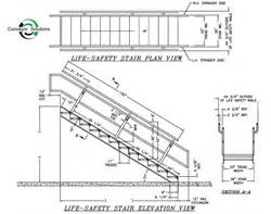 Residential Stair Code Ibc by Osha Compliant Steps Submited Images