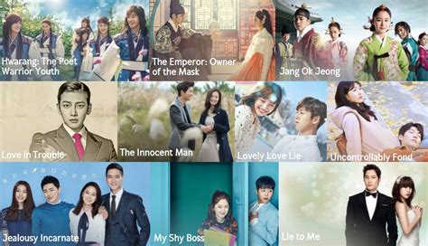 film korea romantis di viu 20 drama korea yang paling banyak di tonton part 1