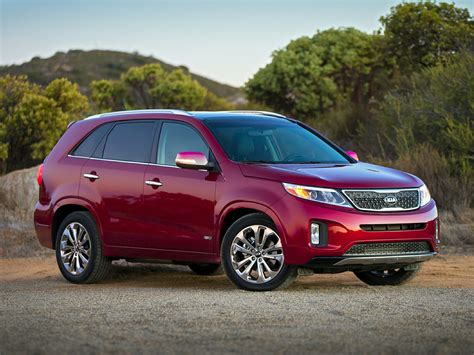 Kia Sorento New 2015 Kia Sorento Price Photos Reviews Features